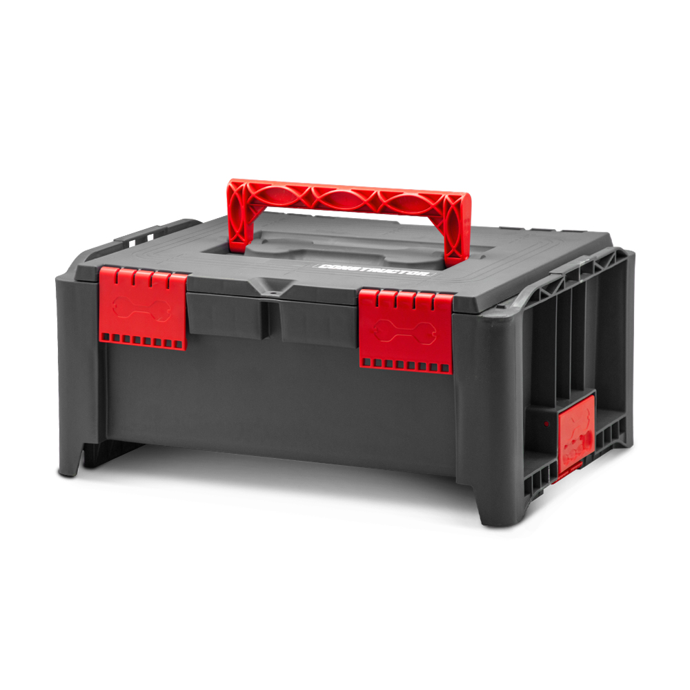 Boîte à outils empilable en plastique -Constructor