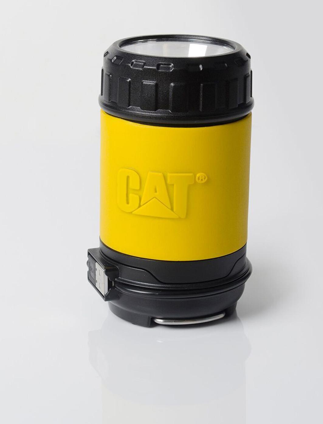 Lampe LED 2en1 rechargeable 225 lumen Caterpillar