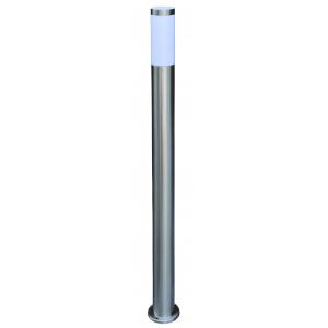 BORNE INOX E27 40W - 110CM