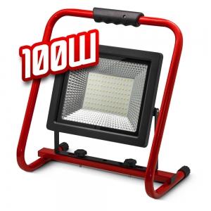 Projecteur de chantier 100W - Led - I watts pro.