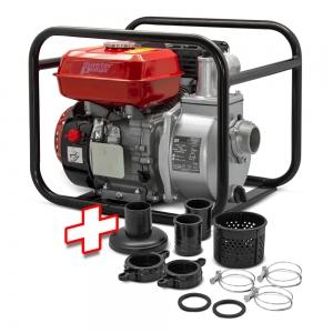 Pompe à eau thermique 212cc 33000 l/h Master Pumps