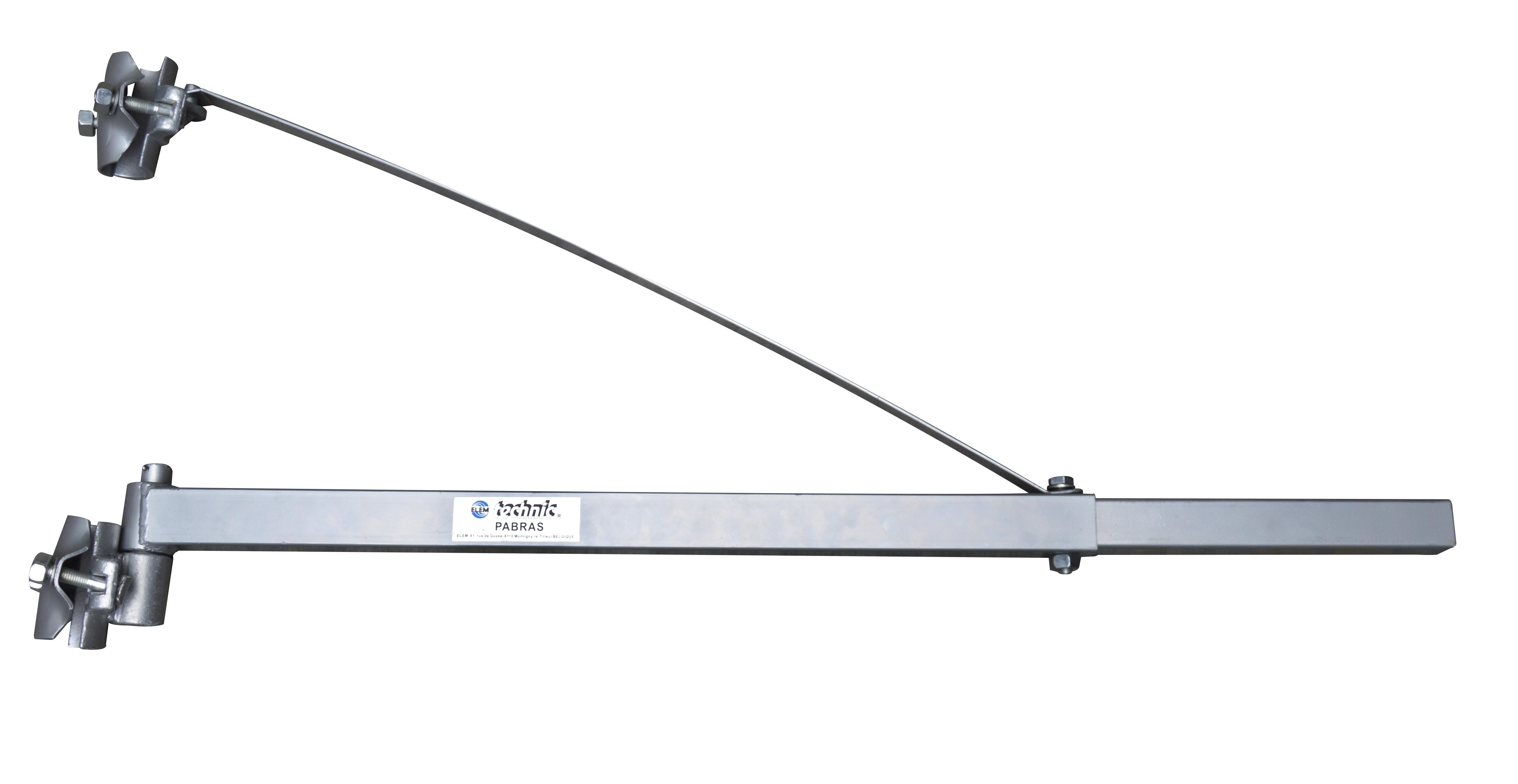 Bras télescopique pour Palan 300-600KG