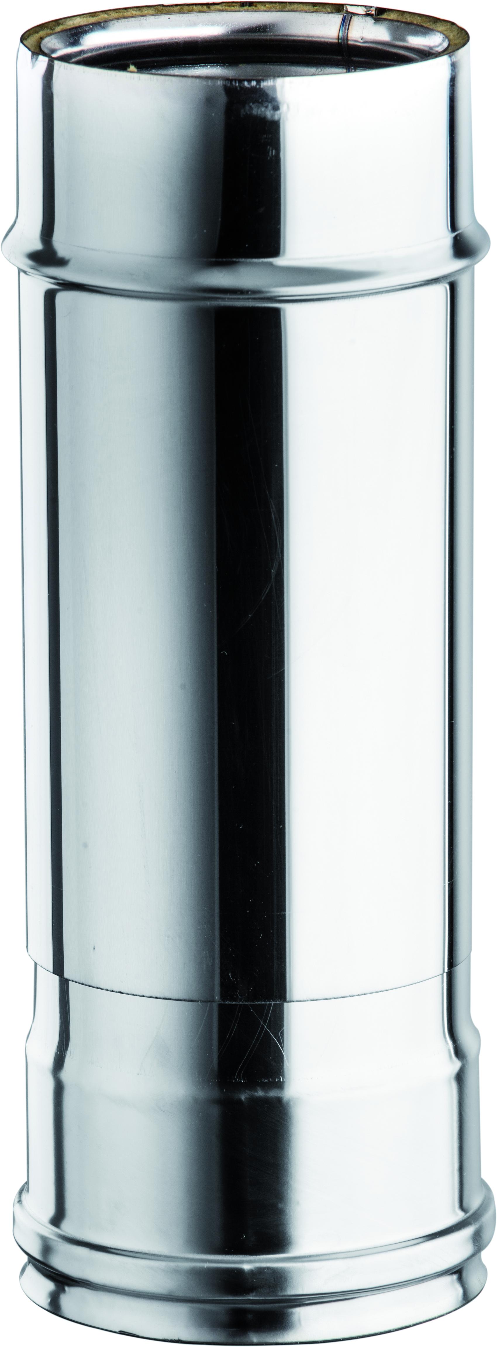 Tuyau en Inox L.1000mm - Warm Tech