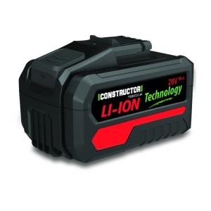 Batterie Lithium max 20V - 4Ah - Constructor