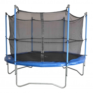 TRAMPOLINE 235CM + FILET DE PROTECTION + ECHELLE