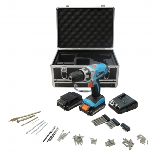 COFFRET PERCEUSE RECHARGEABLE 14.4V LITHIUM