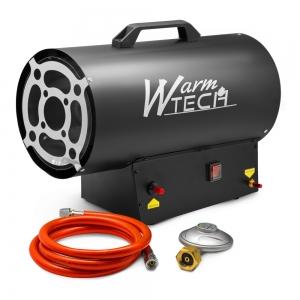 Canon à chaleur au gaz 30 KW - Warm Tech