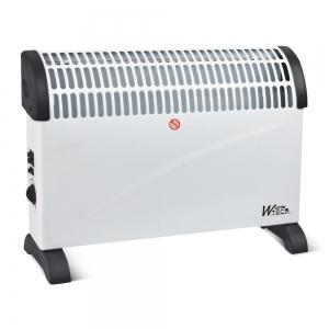 Convecteur 2000W avec soufflerie - Warmtech